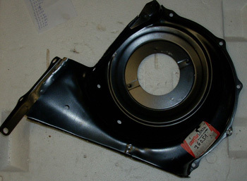 Fan sheet Modificate rotary current- NEW - for all Fiat 500
