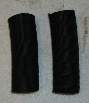 Heating hose short - 2 pieces  (2 X 165 mm x 50 mm)