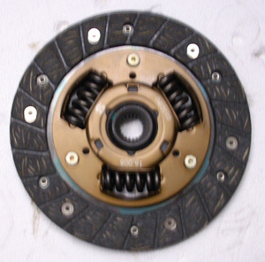 Clutch disc with shock absorber Fiat 500 R/126/126 BIS Tuning 500