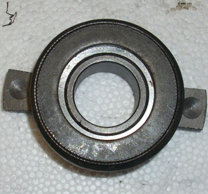 Clutch release bearing - Clutch F/ L - flat bearing for pressure palte with triangle