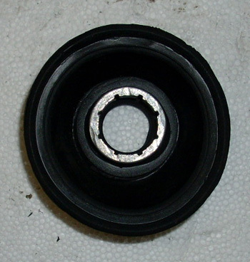 Sleeve 24 mm driveshaft with includes rotary shaft seal