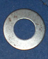 Washer 0,3 mm