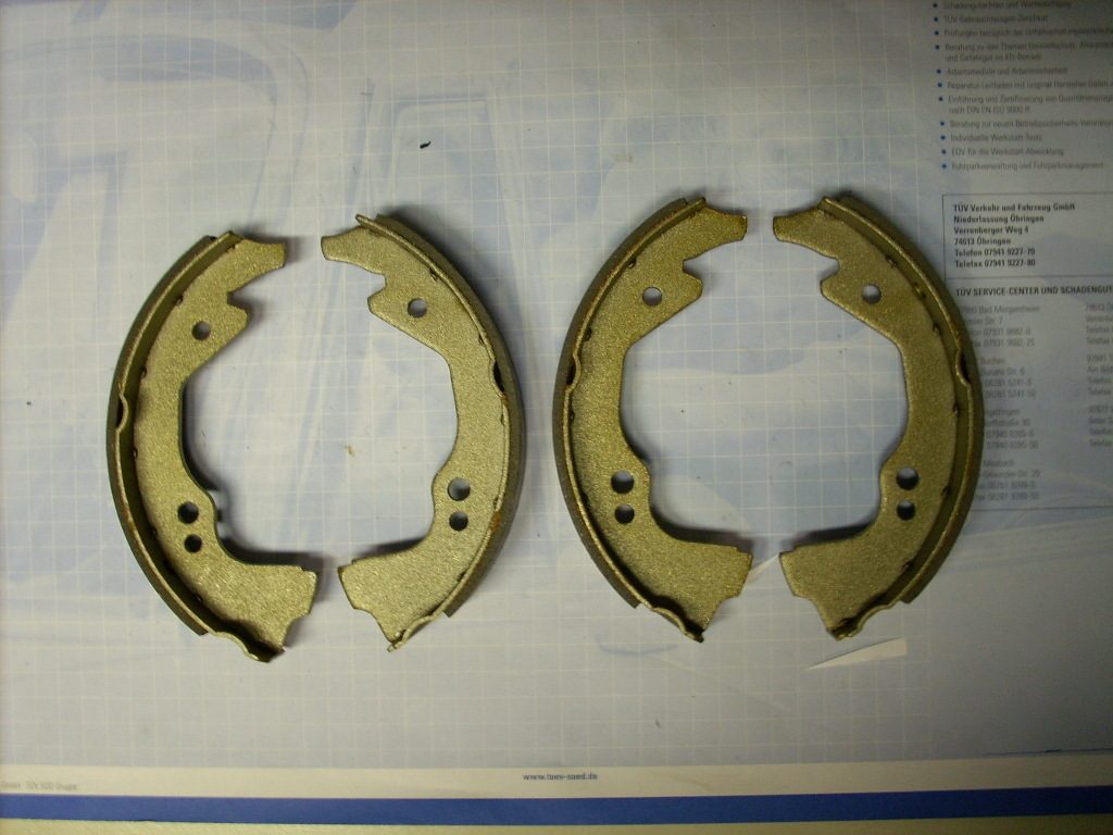 brake Lining service group Giardiniera, N / D adjustable