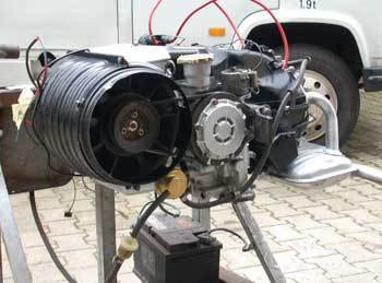 !!!!! Engine Giardiniera Tuning 18 - 21 kW  NO article to deliver !