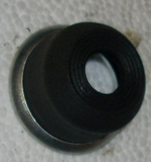 Steering tie rod rubber
