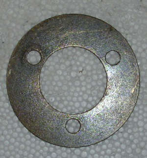 Adjustment washer on altenator, for adjust V-belt - USED