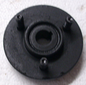 Altenator - Carrier Co-Current Flow (belt pulley)
