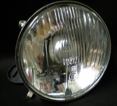 Headlight für 500 F/L/R - 	road traffic regulations