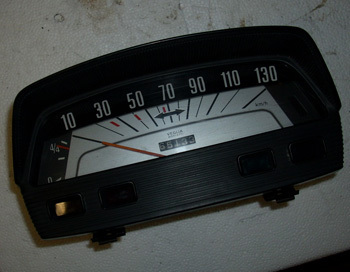 Speedometer Fiat 500 L - USED - on exchange