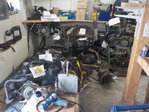 !!!!! Engine  on exchange 650 cm³ - used -