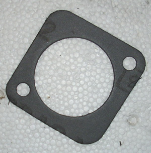 Gasket R - under induction pipe