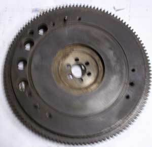 Fly wheel BIS -126 USED