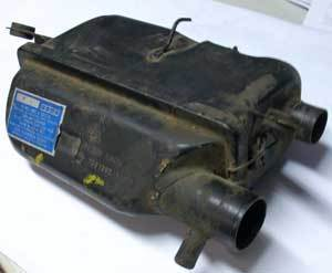 126 BIS Air-filter housing - USED