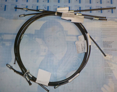 Brake Line Kit Metal Work