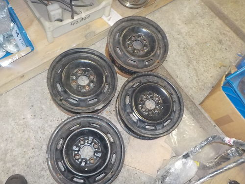 Rims 126 BIS - USED