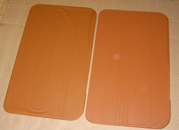 Door covering F - ocher, SET