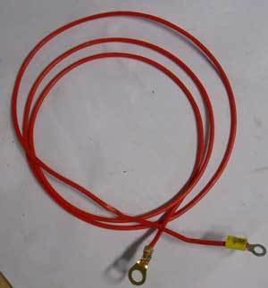 Altenator Cable - Starter (three-phase current)