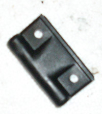 Holder for sun visor, piece (  strengthened construction)