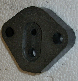 Distance piece -FLAT - N/D/F (10 mm high)