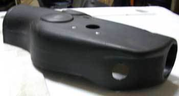 Ignition lock cover panel 126 BIS