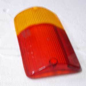 Taillight glass 126BIS, left side NEW